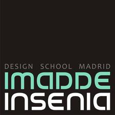 Imadde Insenia Design School Madrid logo
