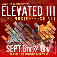 Elevated III: A Showcase of Today's Emerging Talent