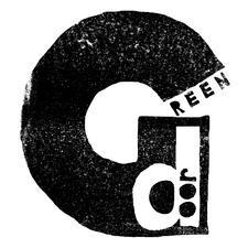 Green Door Printmaking Studio logo