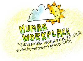 Human Workplace Fall Networking Mixer