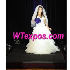 WE INVITE YOU TO FREE BRIDAL, QUINCEANERA SWEET 16 ALL EVENT EXPO logo