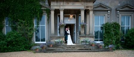 Wedding Showcase at Hothorpe Hall, 24th November 2013...