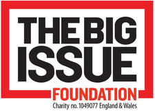 The Big Issue Foundation logo
