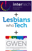 Intertech + GWN + Lesbians Who Tech London Speed...