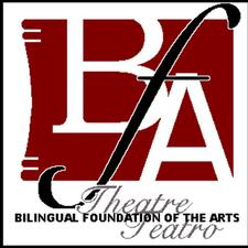 Bilingual Foundation of the Arts logo