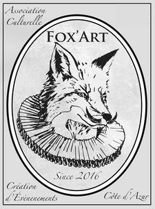 Fox'Art Association  logo