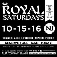 Royal Saturday