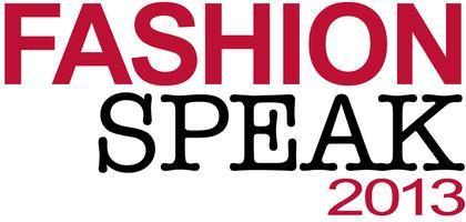FashionSpeak 2013