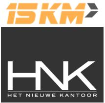 15KM | HNK logo