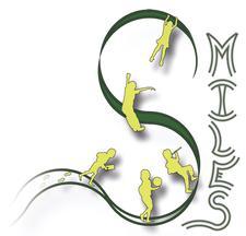 S-miles Center logo