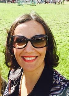 Giada Gaslini, co-author of the book logo