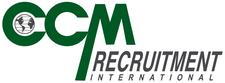 Sarah - CCM Recruitment International   logo