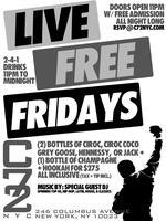 "Friday September 6th: ""Live Free"" Fridays at C72..."
