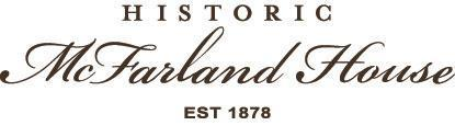 Lady McFarland's Victual Club (scroll down for details)