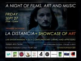 A Night of Film, Art, and Music