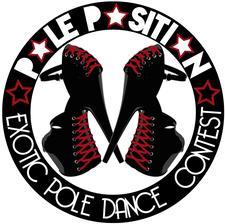 exotic pole dance contest logo
