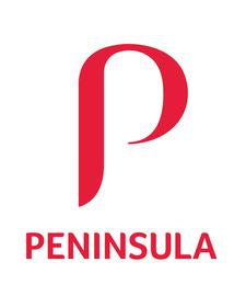 Lee Garside - Peninsula logo
