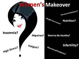 Women's Makeover - It's Not About Makeup!