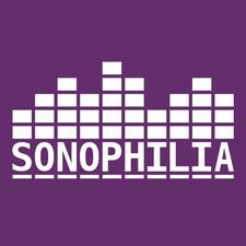 Sonophilia: Lincoln's Festival of Sound logo