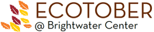 Ecotober at Brightwater Center logo