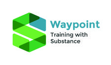 Waypoint and Switch Dudley logo