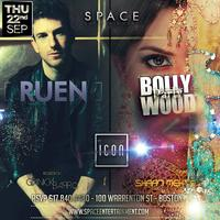 ICON THURSDAY 9.22 l MAIN ROOM RUEN (MIAMI) l VIP ROOM...