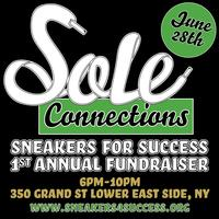 Sole Connections: Sneakers for Success Fundraiser