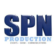 SPN PRODUCTIONS logo