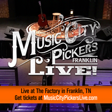 Music City Pickers LIVE! logo