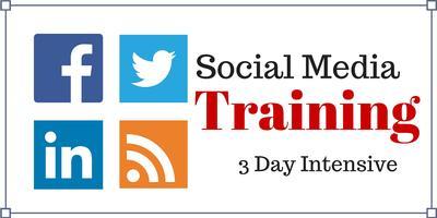 3 Day INTENSIVE Social Media Course Sydney - November 2017