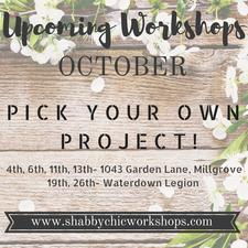 Shabby Chic Workshops logo