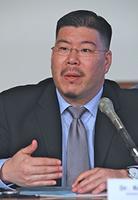 Welcome Reception for Professor Robert Teranishi as Chu...