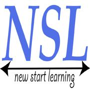 New Start Learning logo