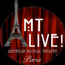 American Musical Theatre Live Paris logo