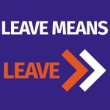 Leave Means Leave logo