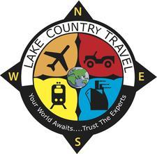 The Award Winning Lake Country Travel ® logo