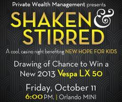 Shaken & Stirred Casino Night