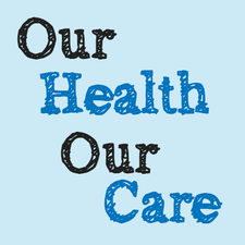 Our Health Our Care logo