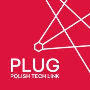 PLUG Polish Tech Link logo