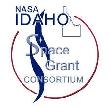 NASA Idaho Space Grant Consortium logo