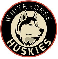 Whitehorse Huskies Senior AA Hockey logo