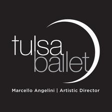 Tulsa Ballet logo