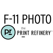 F-11 Photo & The Print Refinery™ logo
