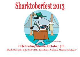 Sharktoberfest at the Sanctuary