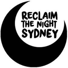 Reclaim the Night Sydney logo