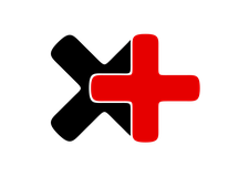 x+ logo