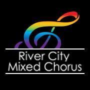 River City Mixed Chorus logo