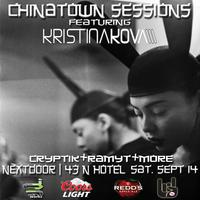 Chinatown Sessions Feat: Kristina Kova