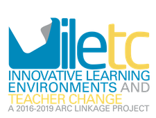 Joann Cattlin, ILETC Project Manager logo