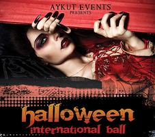 Lam Halloween International Ball 2013 Fairmont Hotel...